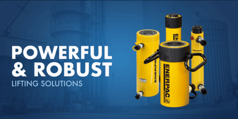 Lifting cylinders enerpac