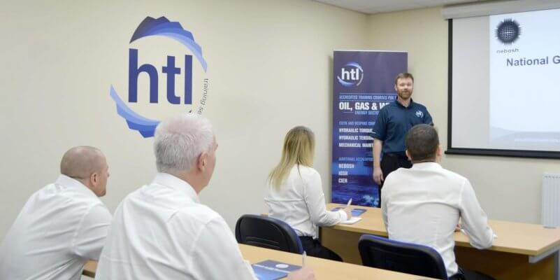 Health & Safety training from HTL Training Services