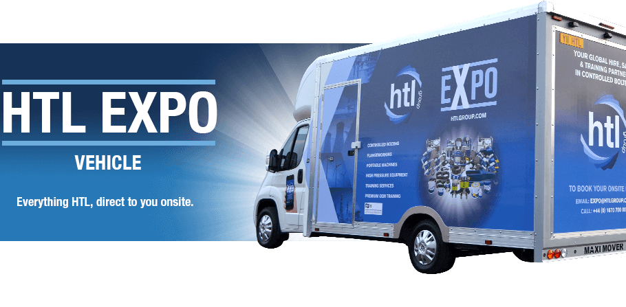 Introducing the HTL Expo Mobile Unit!