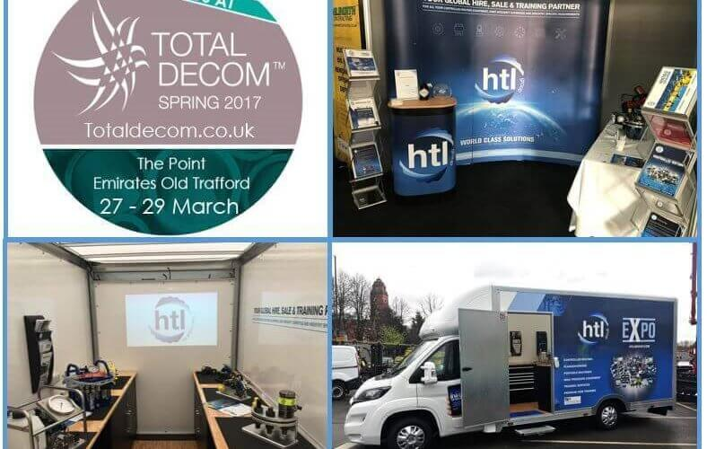 Another busy week for the HTL Expo Mobile Unit!