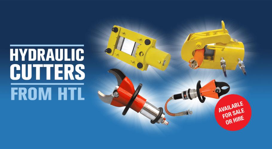 HTL Hydraulic Cutters Social Image