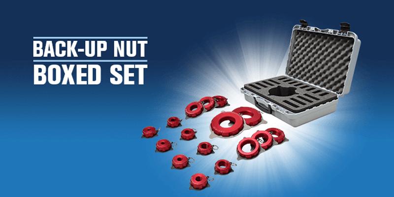Back Up Nut Boxed Sets