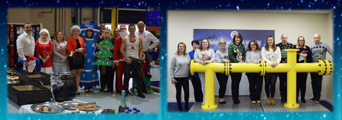 Merry Christmas and a Happy New Year from HTL !