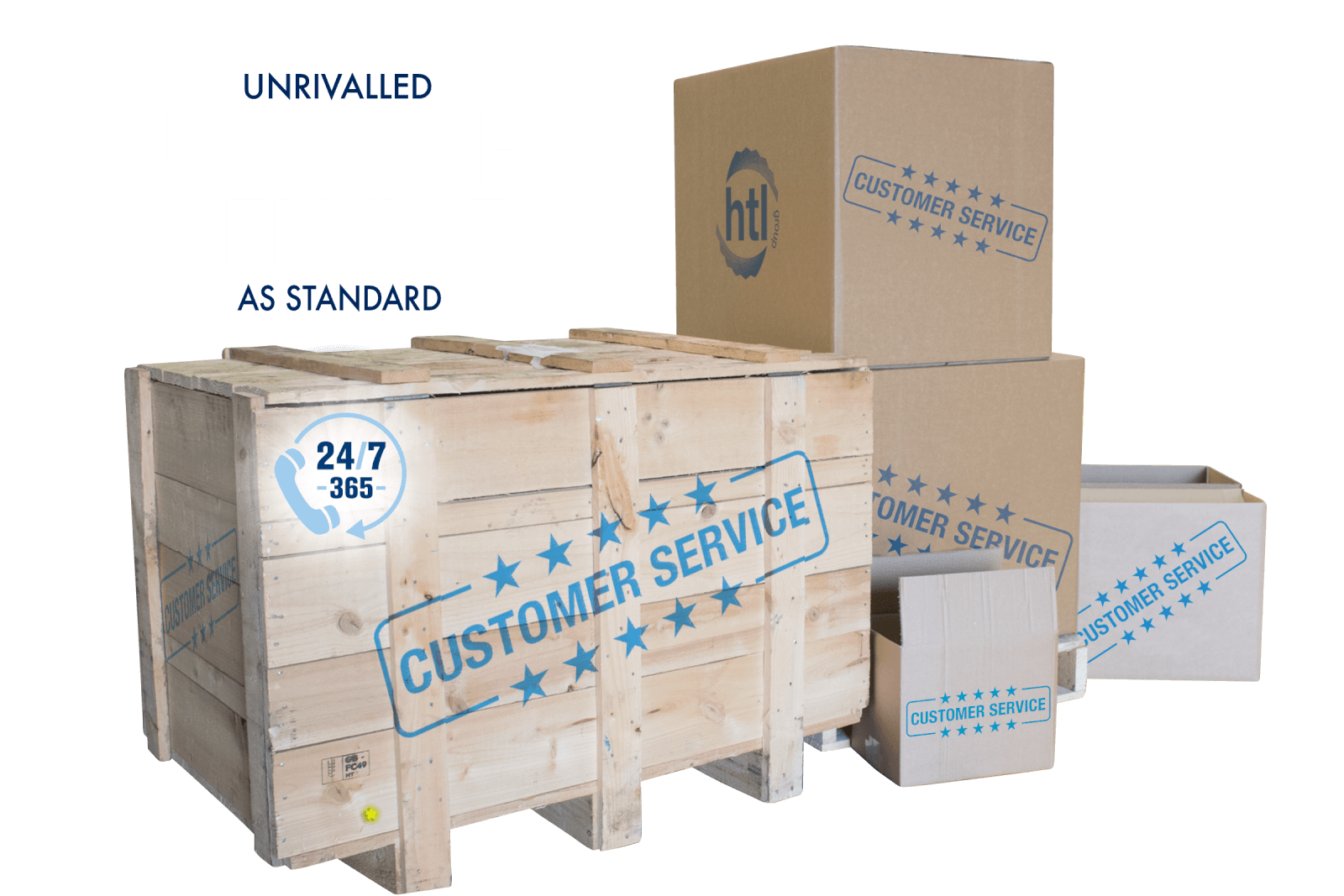 Customer Service as Standard from HTL Group