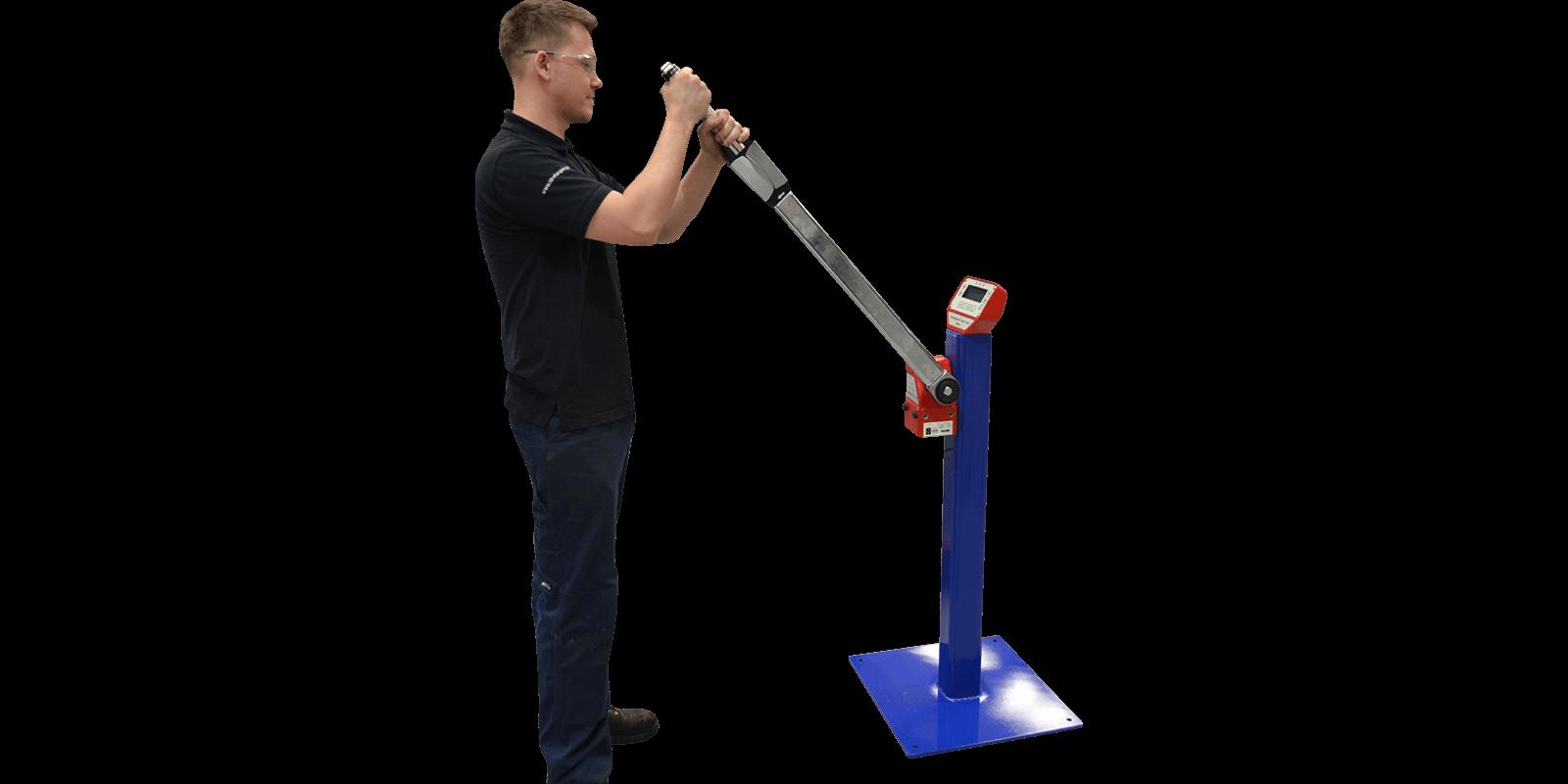 Hand Torque Tool Calibration Rig