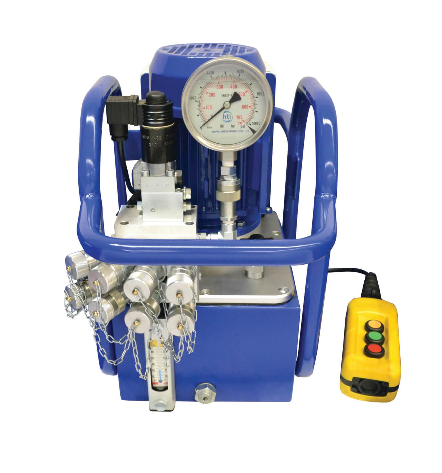 Power Pro Electric Torque Pump
