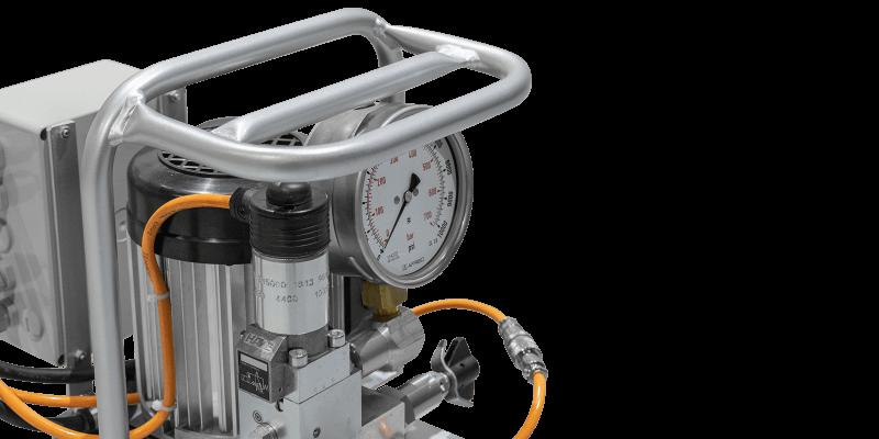 Mini Electric Torque Pump Product Gallery 3