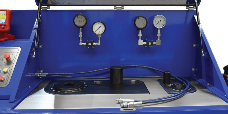 HTL Combination Torque and Gauge Calibration Rig Product Gallery 1