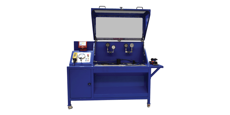 Combination Torque & Gauge Calibration Rig