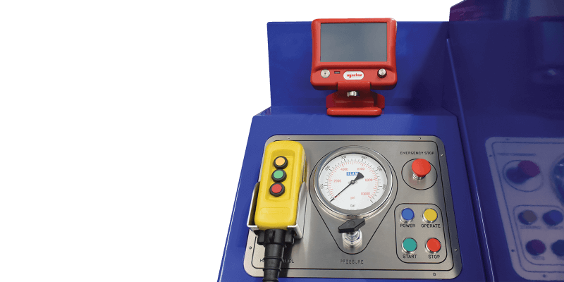 HTL Combination Torque and Gauge Calibration Rig Product Gallery 3