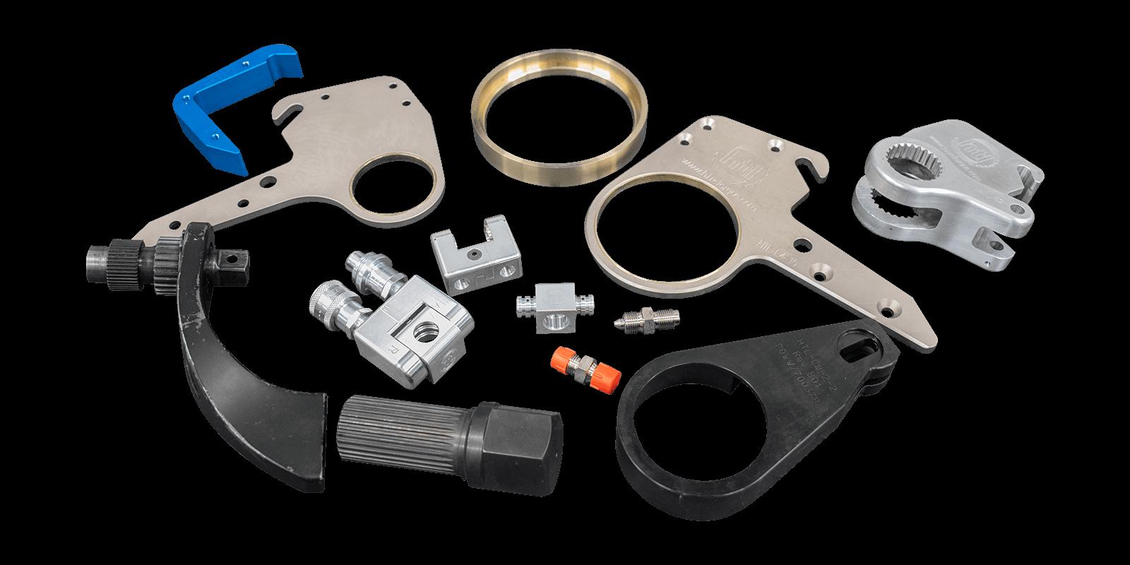Comprehensive Spare Parts