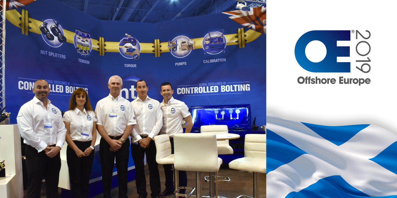 Save the Date and Visit HTL at Offshore Europe!
