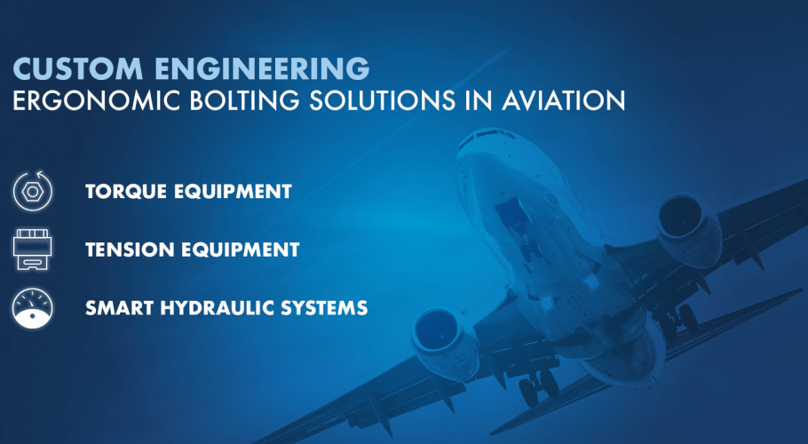 Bolting Solutions in Aviation