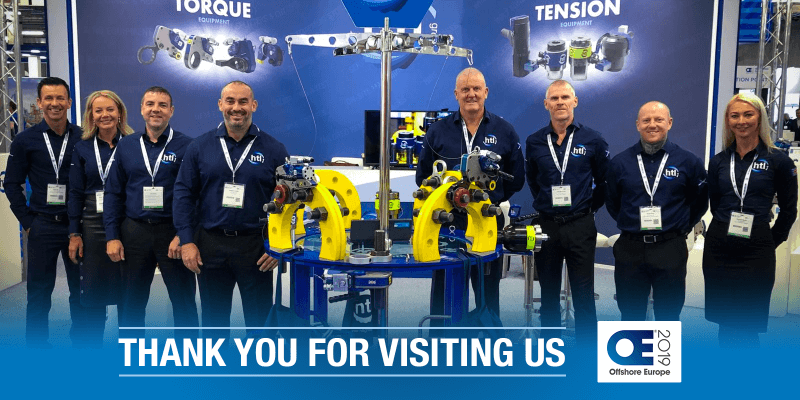 Thank You For Visiting Offshore Europe