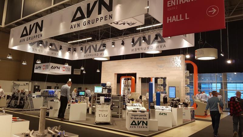 Hi-Tech & Industry Expo in Denmark