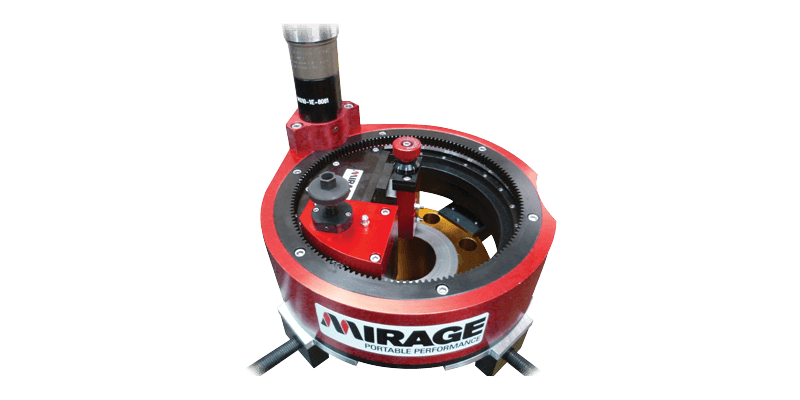 Enerpac MM200e Flange Facing Machine (0mm - 203mm)