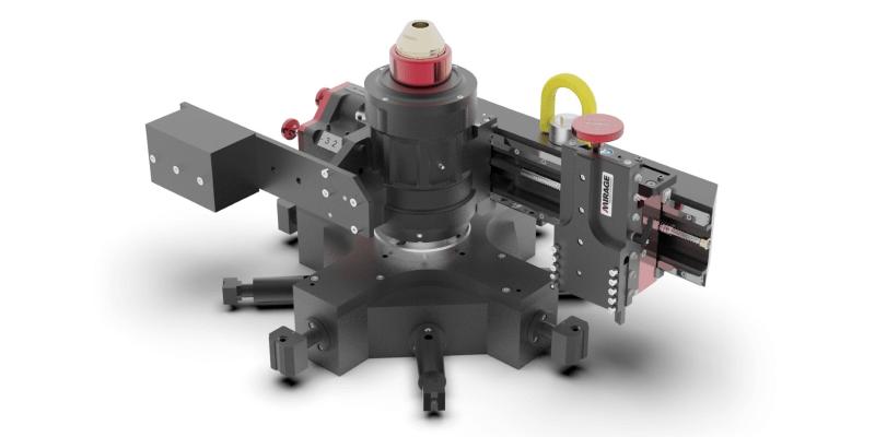 Enerpac MM860i Flange Facing Machine (153mm - 864mm)