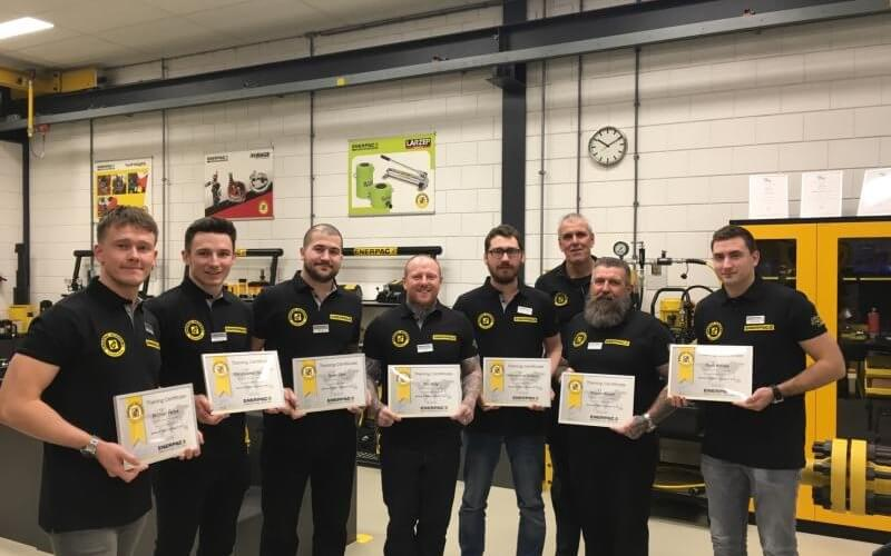 enerpac product training