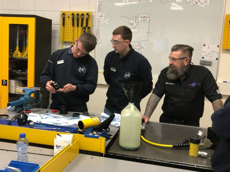 HTL Technicians: Enerpac Product Training