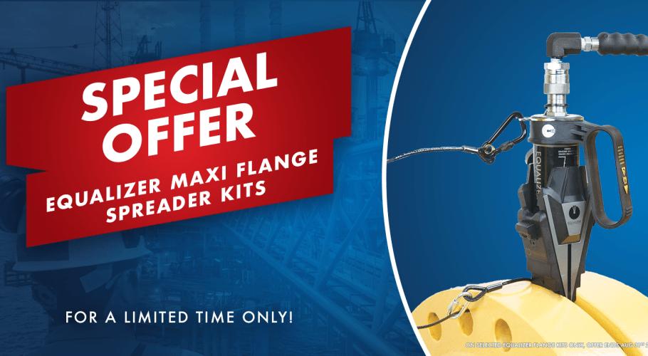Special Offer: Maxi Flange Spreader Kit