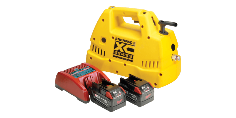 XC Cordless Hydraulic Pumps