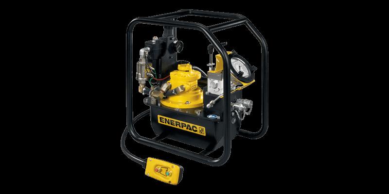 Enerpac ZA4T-Series Pump