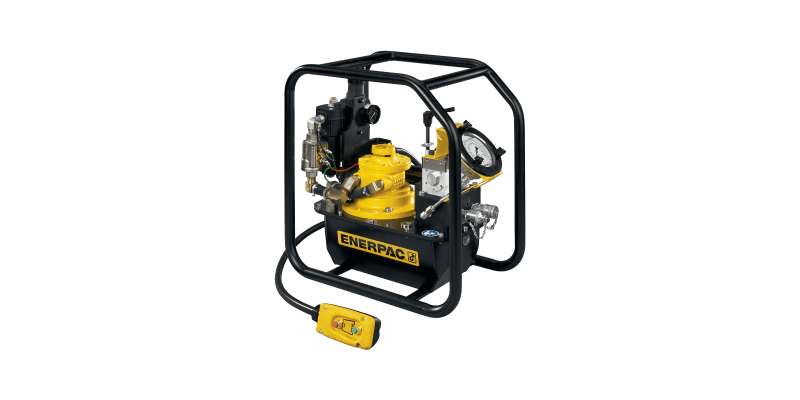 ZA4T Air Hydraulic Torque Wrench Pumps