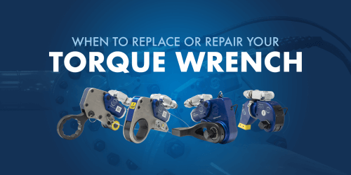 Replace-Repair-Torque wrench