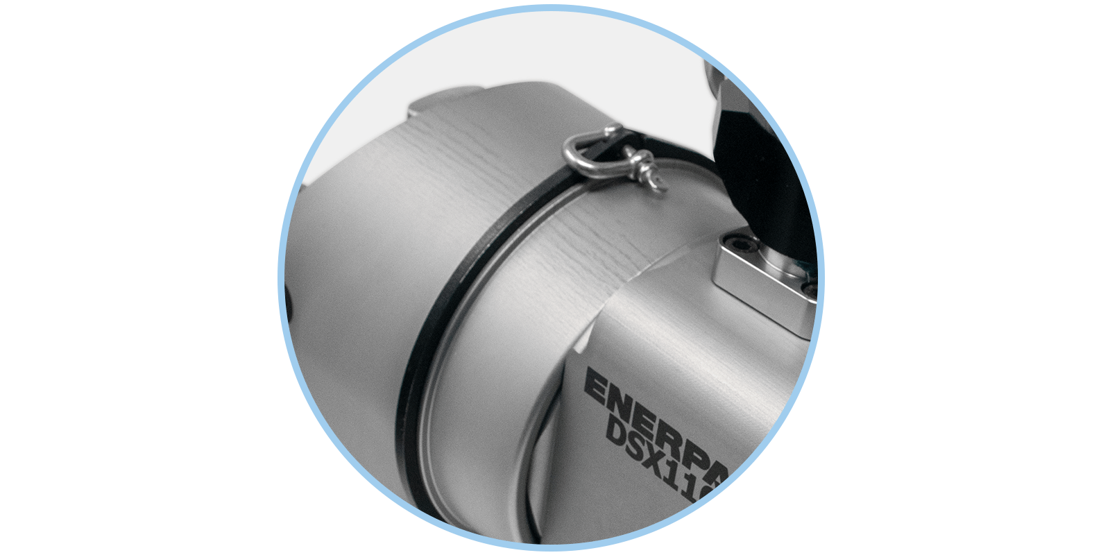 DSX Safety Tether Connection