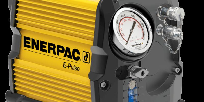 Enerpac Mini Electric Torque Pump