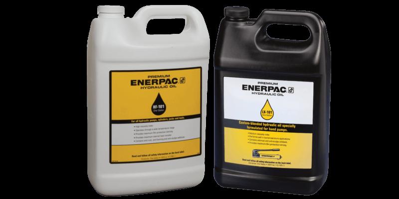 Enerpac Hydraulic Oil