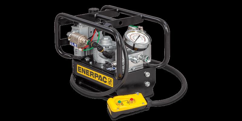 Enerpac Air Powered Hydraulic Torque Pumps