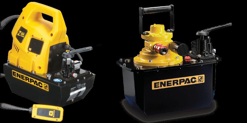 Enerpac Tool Pumps