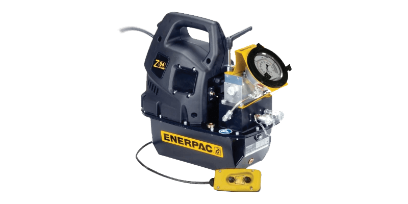 Enerpac Electric Powered Hydraulic Torque Pumps