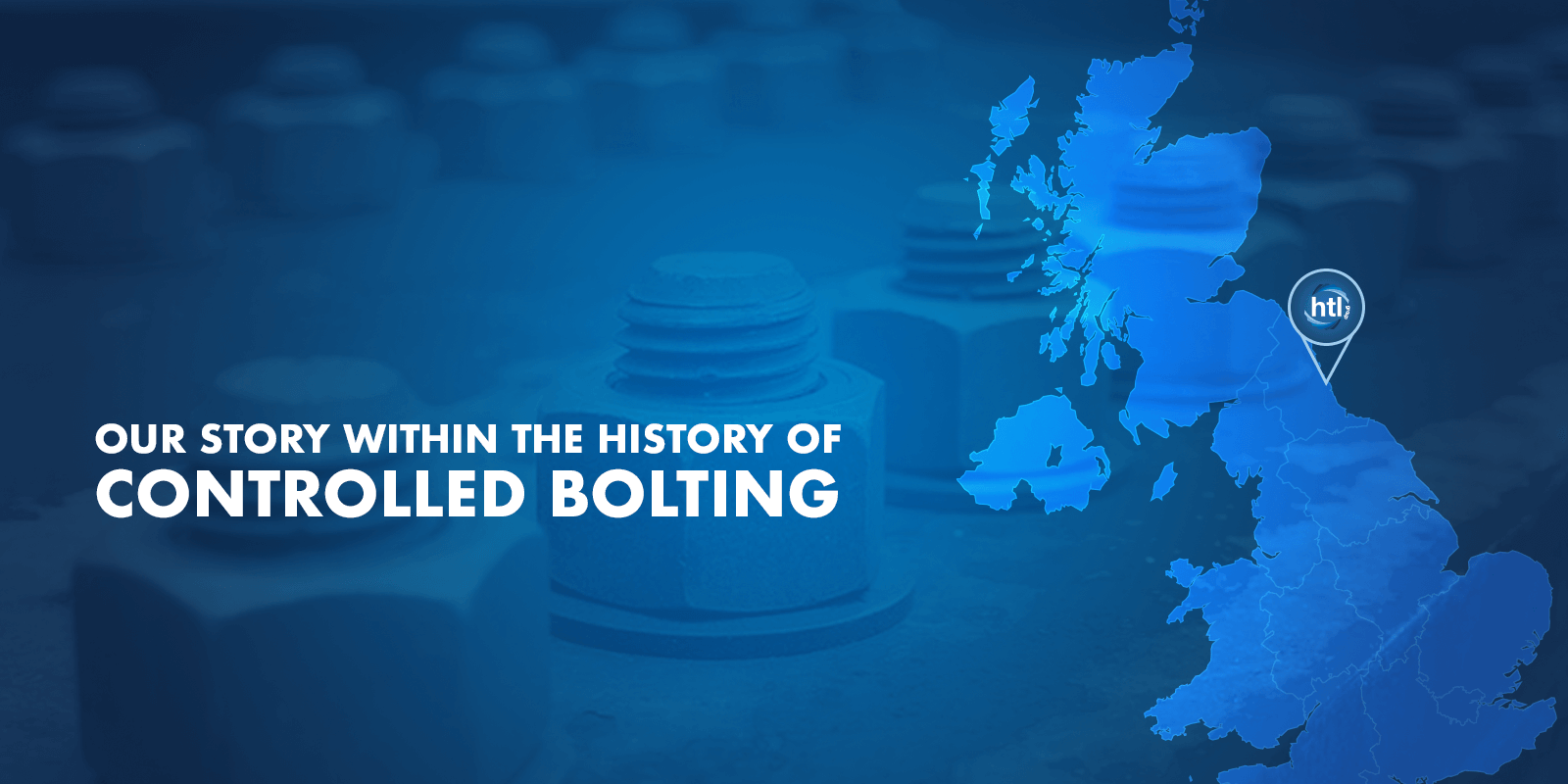 A History of controlled bolting in the North East of England