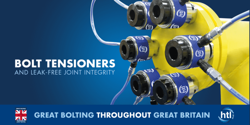 Bolt Tensioners & Leak-Free Joint Integrity